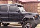 MERCEDESOV MONSTRUM OD ČETVRT MILIONA DOLARA: Kako Mercedes G550 4X4² izgleda na ulici (VIDEO)