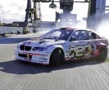 OPAKI LETONAC: Fantastičan drift u luci za volanom BMW M3 E46! (VIDEO)