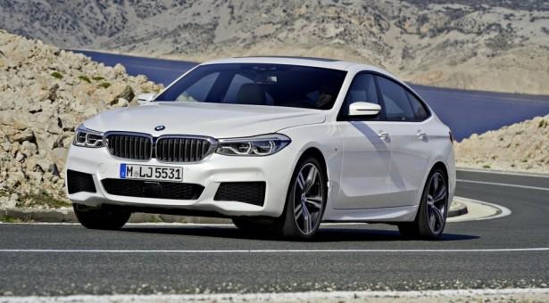 Ovo je nova BMW serija 6 GT
