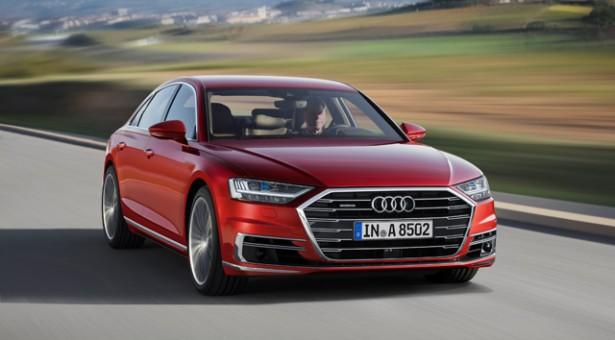 Audi A8 (2018) – stiže tehnološki biser iz Ingolstadta
