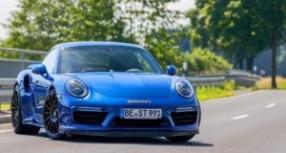 PLAVA STRIJELA: Najbrži Porsche 911 Turbo S nudi Edo Competition