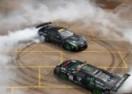 Lamborghini Murcielago i Nissan GT-R u zajedničkom driftu (VIDEO)