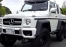 'Mercedes-AMG G63 6×6′ koji košta samo 9.000 dolara (VIDEO)