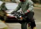 Motocikl sa 1 točkom: Nije brz, ali ćete sigurno biti primjećeni! (VIDEO)