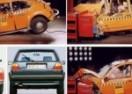 Iznenađujući rezultat: Ko je sigurniji – VW Buba, Golf 'dvojka' ili 'četvorka' (VIDEO)