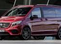 Mercedes V klase Limited Edition