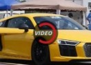 AUDI R8 SA DVIJE TURBINE I 2.500 KS (VIDEO)