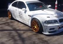 Pogledajte BMW M3 s motorom 8.3 V10 (VIDEO)