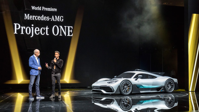 Mercedes-AMG Project One (2)