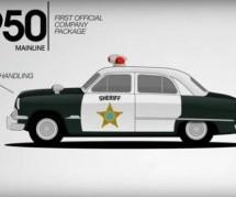 Kako su se mijenjali policijski Fordovi kroz istoriju (VIDEO)