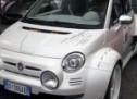 DŽEPNA RAKETA: FIAT 500 sa ALFA ROMEO 4C motorom i zadnjom vučom (VIDEO)