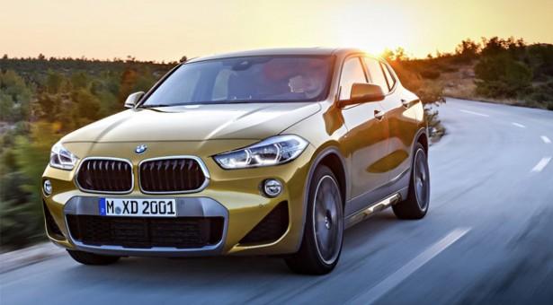 BMW predstavio model X2 – prve fotografije i informacije