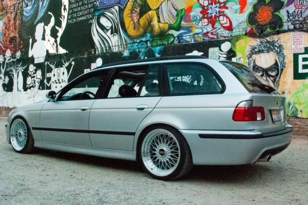 E39 BMW 540I  (2)