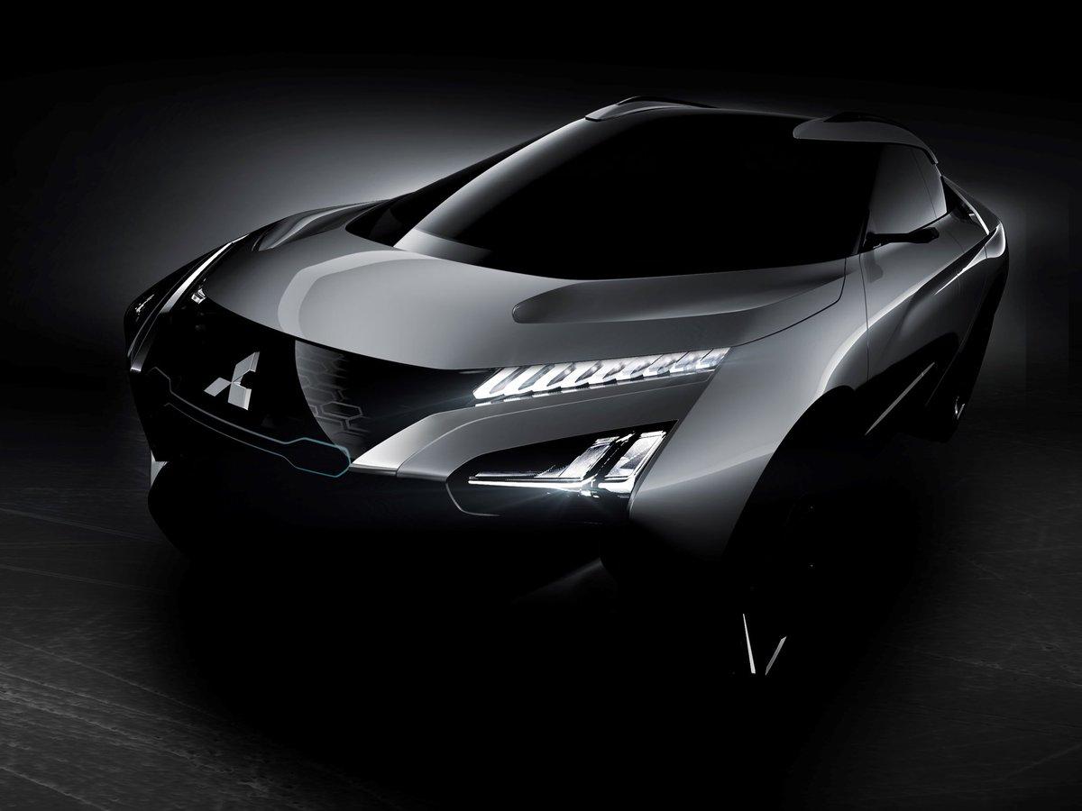 Mitsubishi e-Evolution concept (1)