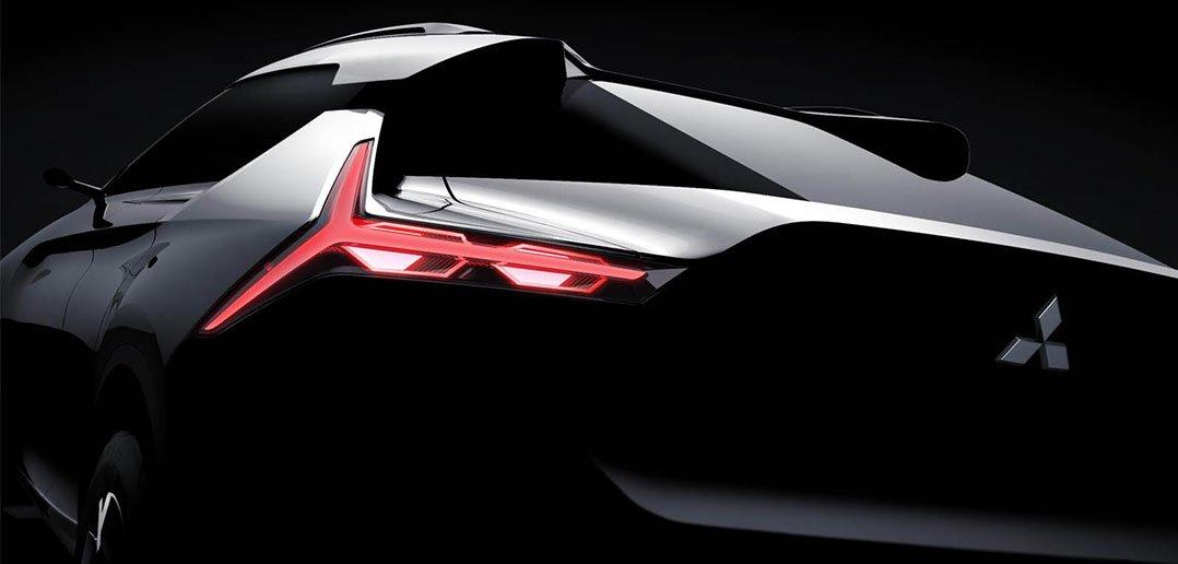 Mitsubishi e-Evolution concept (2)