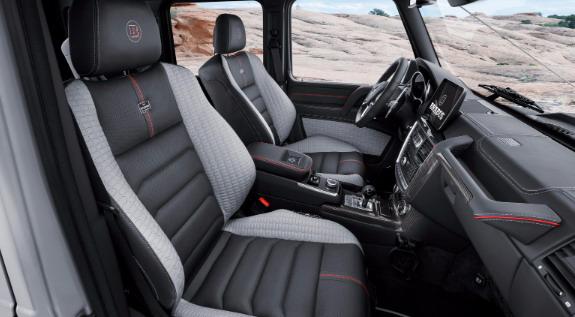 Renntech Mercedes G550 4x4² (4)