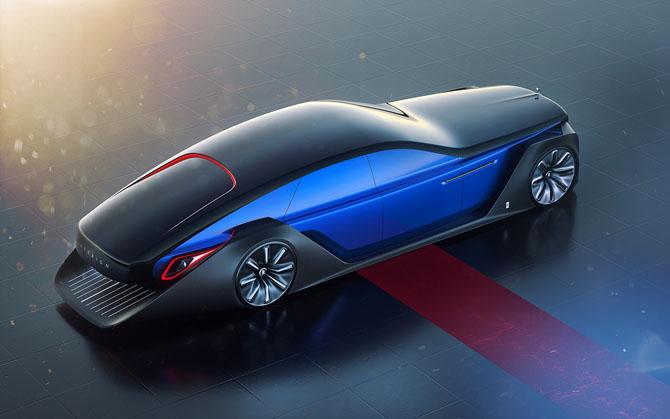 Rolls-Royce Exterion Concept (1)