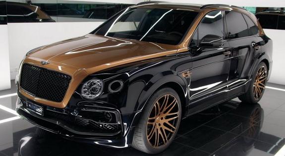 Startech Bentley Bentayga (1)