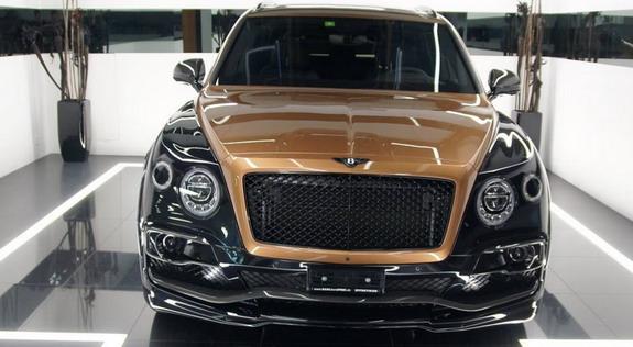 Startech Bentley Bentayga (2)