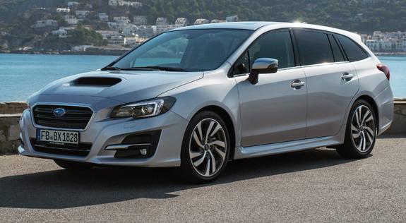 Subaru Levorg (2)