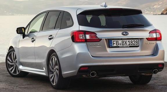 Subaru Levorg (3)