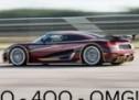 NIJE DUGO TRAJAO: Bugatti se prije mjesec dana pohvalio rekordom. Koenigsegg ga samljeo! (VIDEO)