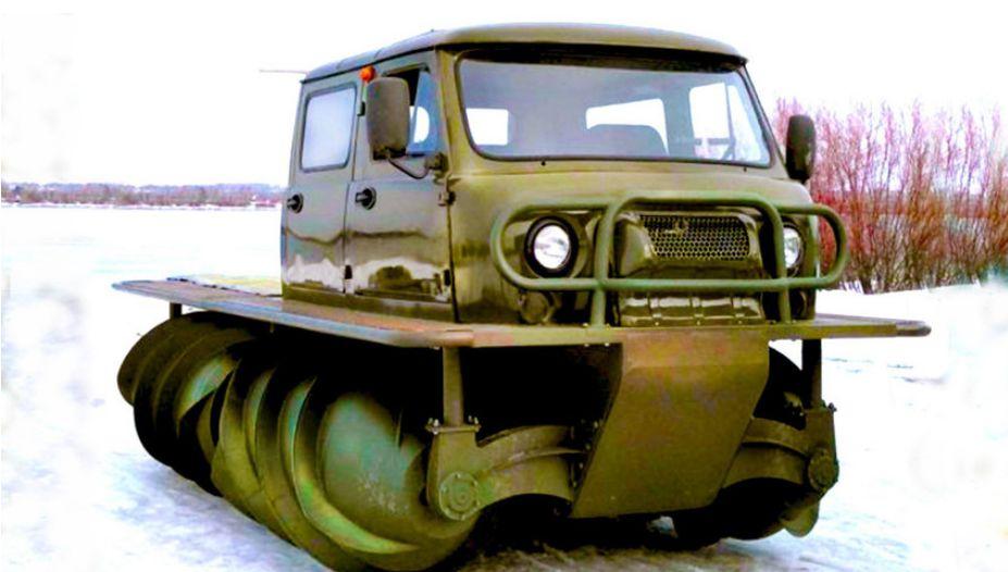 rusko-vozilo