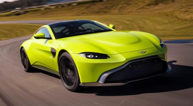 Aston Martin predstavio novi Vantage