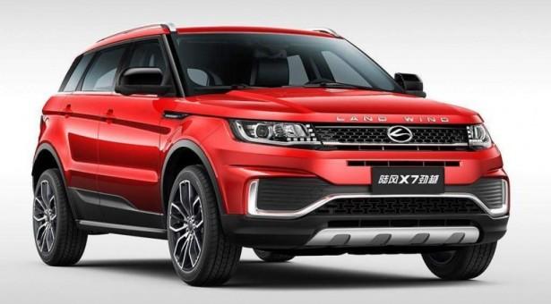 Četiri puta jeftiniji od originala: Dotjeran najpoznatiji klon Range Rover Evoquea