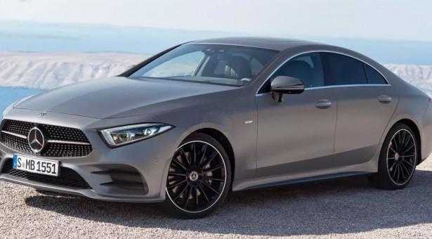 Mercedes-Benz predstavio CLS treće generacije