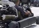 Ovako juri karting s motorom iz Honde CBR 900RR (VIDEO)