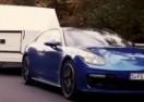 Porsche Panamera prešla stazu Nürburgring sa prikolicom (VIDEO)