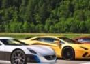 Pogledajte kako je Rimac obrisao asfalt Lamborghini Aventadorom i Hondom NSX (VIDEO)