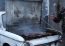 U Sibiru od sovjetskog automobila 'Zaporožec' napravili roštilj na točkovima (VIDEO)