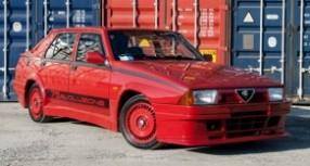 Lijepa i s (turbo) dušom: Alfa 75 Turbo Evoluzione je kolekcionarska poslastica