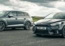 RELIJAŠ PROTIV SPORTSKOG TENKA: nikada ne biste pogodili koji je pobijedio, Ford Focus RS ili Audi SQ7 (VIDEO)