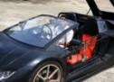 Nema novca za original, napravio kopiju Lamborghinija (VIDEO)