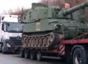 DALJE NEĆEŠ MOĆI: Njemačka policija isključila iz saobraćaja konvoj američkih samohotki! (VIDEO)