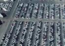 400.000 KUPACA NA ČEKANJU: Dron snimio stotine neisporučenih Modela 3 na Teslinom parkiralištu (VIDEO)