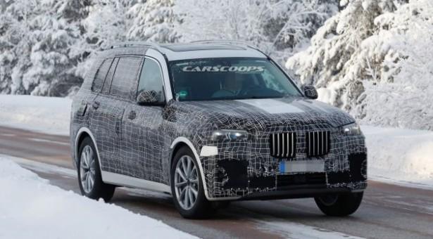 BMW X7 će biti zvanično predstavljen na Sajmu automobila u Los Anđelesu!