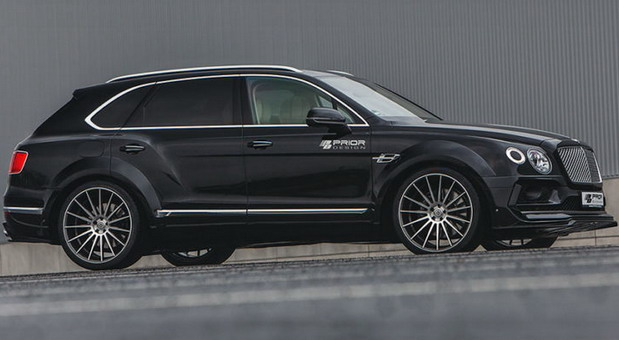 Bentley Bentayga (2)