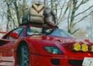 Ferrari F40 može biti idealna igračka za drift po snijegu (VIDEO)