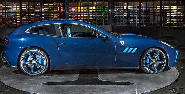 Ferrari GTC4 Azzurra (3)