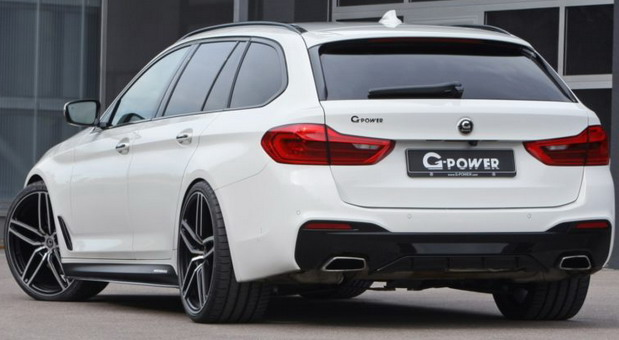 G-Power BMW 540i Touring (2)