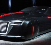 Hongqi Coupe Concept