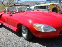 Zločin počinjen nad Jaguarom E-Type (FOTO)