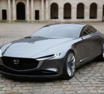Mazda VISION COUPE proglašena za najljepši koncept automobil