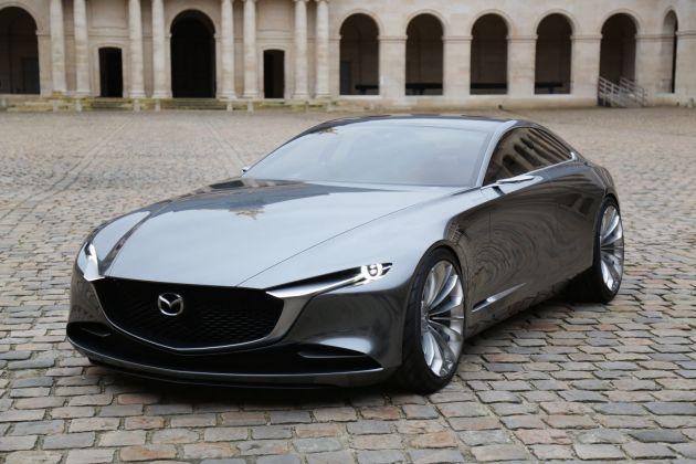 Mazda VISION COUPE (1)