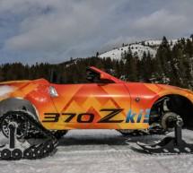 Nissan predstavio koncept automobila za snijeg