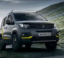 SPREMAN ZA AVANTURU: KONCEPTNI Peugeot Rifter 4X4 s povišenom podnicom i dizelskih 130 KS